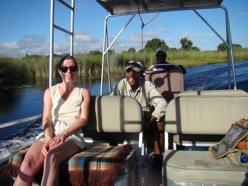 Boating southern Africa