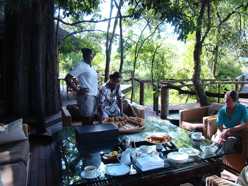 Africa luxury holidays